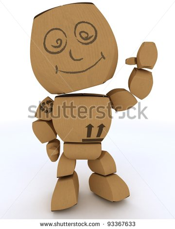 stock-photo--d-render-of-a-cardboard-box-figure-waving-hello-93367633