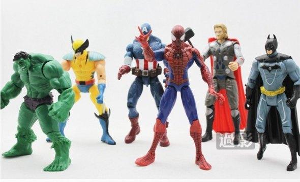 Supernova-Sales-Action-Figure-font-b-Marvel-b-font-The-Avengers-Heros-font-b-Movie-b