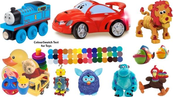 Moodboard - Toys